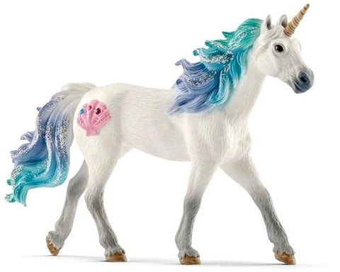 Schleich Sea Unicorn Stallion (70571)