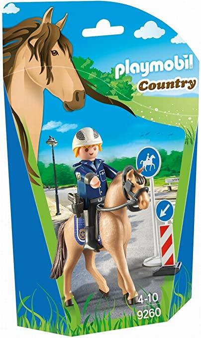 Playmobil Mounted Police (9260) | Bumble Tree