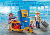Playmobil Family at Check-In (5399) | Bumble Tree