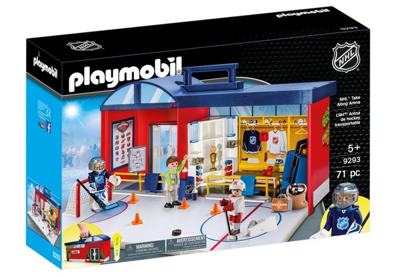 Playmobil NHL Take Along Arena (9293) | Bumble Tree