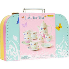 Champion Porcelain Tea Set Butterfly | Bumble Tree