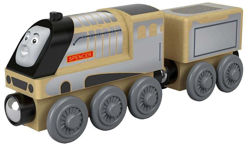 Thomas Wooden Railway Spencer | Bumble Tree
