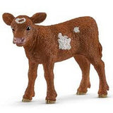 Schleich Texas Lonhorn Calf (13881) | Bumble Tree