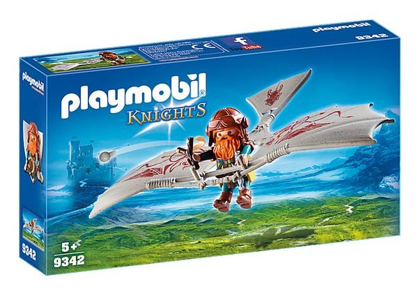 Playmobil Dwarf Flyer (9342) | Bumble Tree