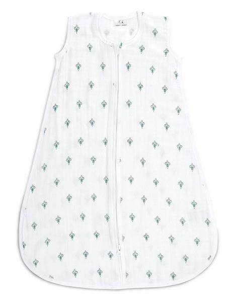 Aden & Anais Sleeping Bags 1.0 TOG Paisley Teal Drop | Bumble Tree