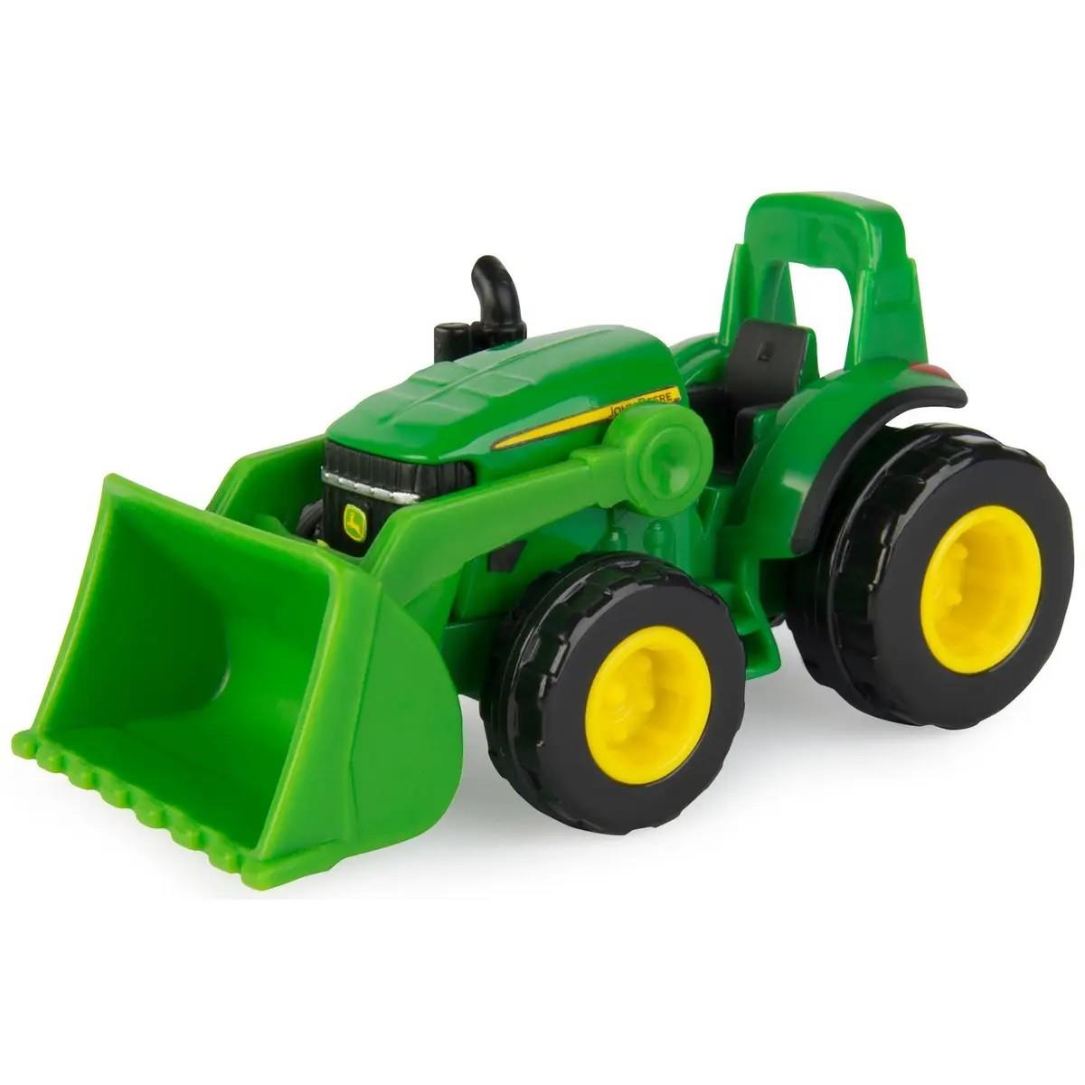 Tomy John Deere Mighty Movers Tractor with Loader | Bumble Tree