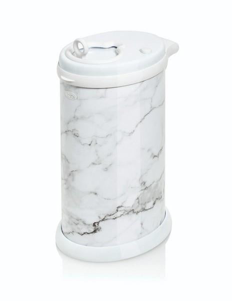 Ubbi Diaper Pail Marble | Bumble Tree