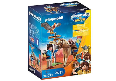Playmobil Marla with Horse (70072)