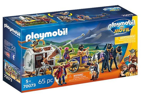 Playmobil Charlie with Prison (70073)