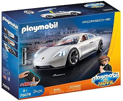 Playmobil Rex Dasher's Porsche (70078)
