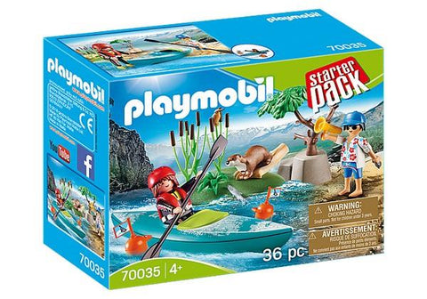Playmobil Kayak Adventure Starter Pack (70035)