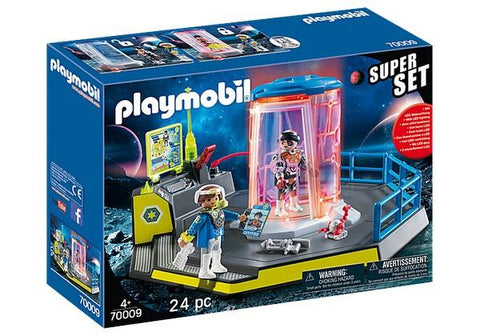 Playmobil Super Set Galaxy Police Rangers (70009)