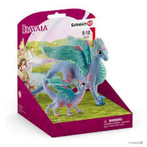 Schleich Blossom Dragon Mother and Child (70592)