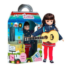 Arklu Lottie Doll Music Class | Bumble Tree