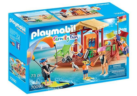 Playmobil Water Sports Lesson (70090)