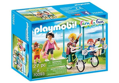 Playmobil Family Bicycle (70093)