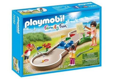 Playmobil Mini Golf (70092)