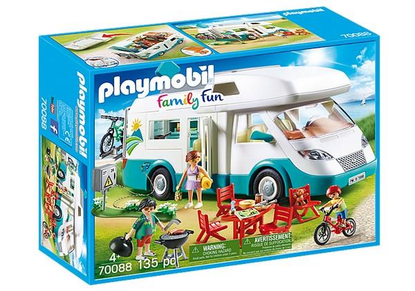 Playmobil Family Camper (70088) | Bumble Tree