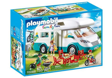 Playmobil Family Camper (70088)