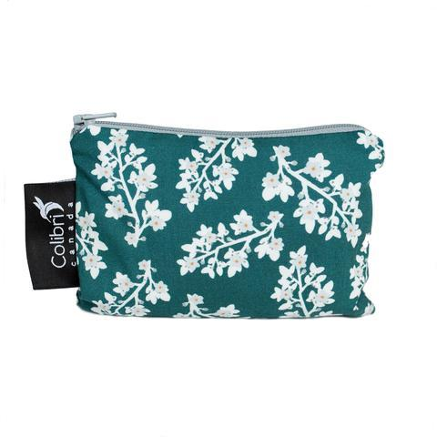 Colibri Reusable Snack Bag Small Bloom | Bumble Tree