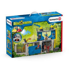 Schleich Large Dino Research Station (41462) | Bumble Tree