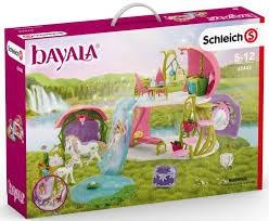 Schleich Flower House with Lake and Stable (42445)