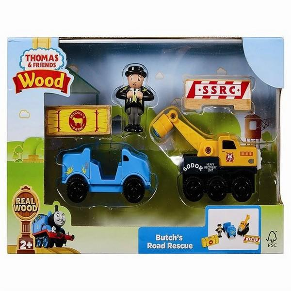Thomas Wooden Railway Butch's Road Rescue | Bumble Tree