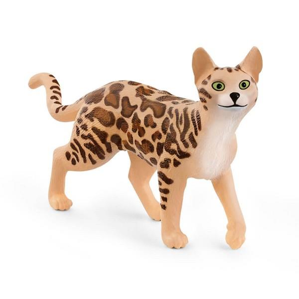 Schleich Bengal Cat (13918) | Bumble Tree