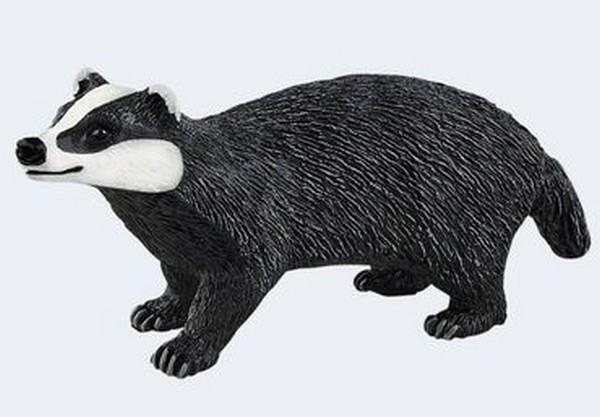Schleich Badger (14842) | Bumble Tree