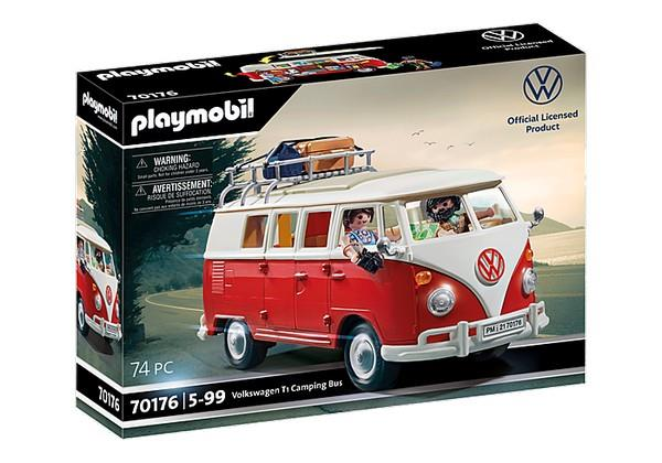 Playmobil Volkswagen T1 Camping Bus (70176) | Bumble Tree