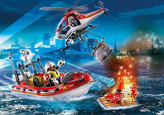 Playmobil Fire Rescue Mission (70335)