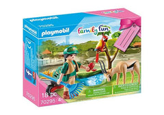 Playmobil Zoo Gift Set (70295) | Bumble Tree
