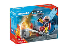 Playmobil Fire Rescue Gift Set (70291) | Bumble Tree
