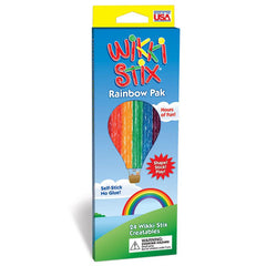 Wikki Stix Rainbow Pak - 24 pc | Bumble Tree