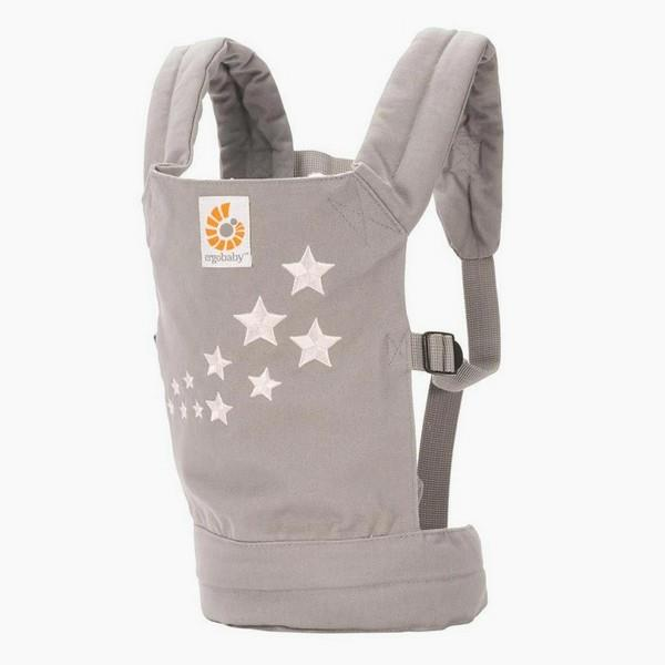 Ergobaby Doll Carrier Galaxy Grey | Bumble Tree