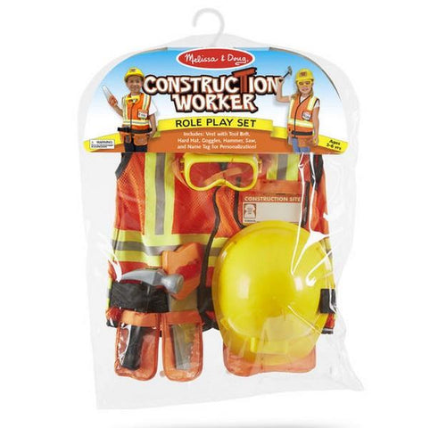 Melissa and Doug Construction Role Play
