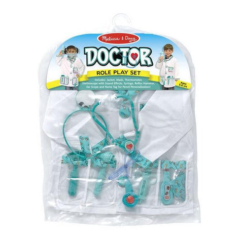 Melissa and Doug Doctor Role Play
