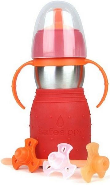 The Safe Sippy 2 Red | Bumble Tree