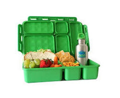 Go Green Bento Lunch Box Set | Bumble Tree