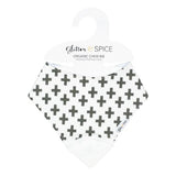 Glitter and Spice Organic Chew Bibs