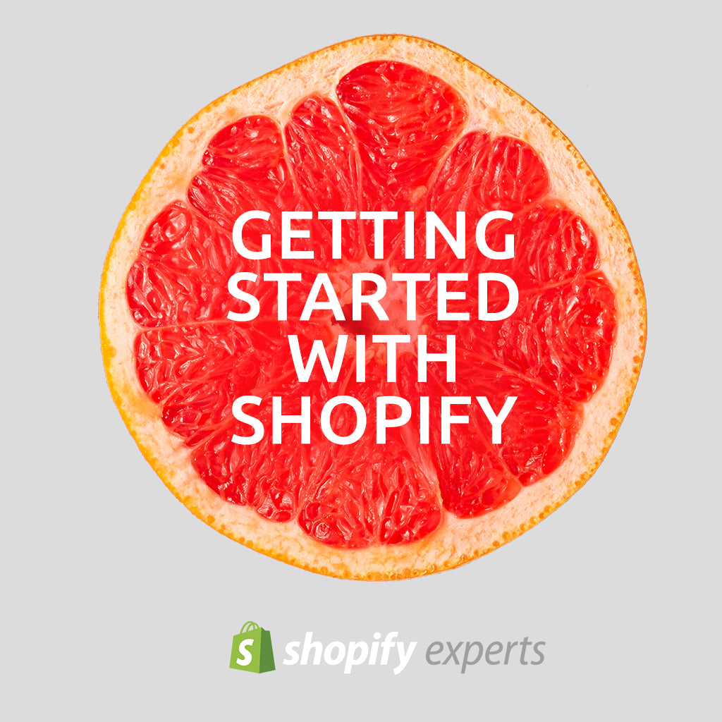 Shopify Set-Up and Extended Trial<br><sup>Get started right!</sup>