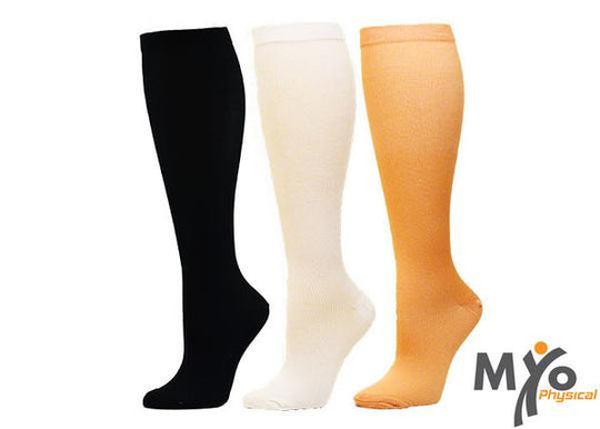 Mix-Pack Profession Integrated Compression socks - 3 pairs