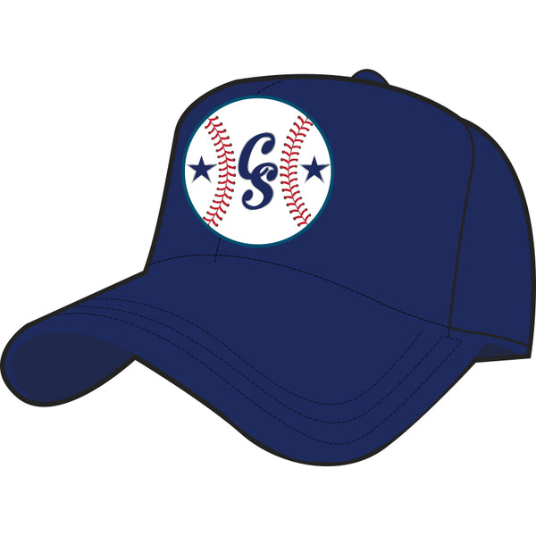 CSLL Hat - CS Baseball Patch