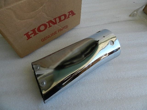 NOS NEW ORIGINAL 1998-2000 HONDA GL1500 LEFT MUFFLER END CAP 18336-MAM-A80
