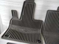 NOS NEW OEM 2007-2008 CHRYSLER PACIFICA FLOOR MAT KIT 82210093AC