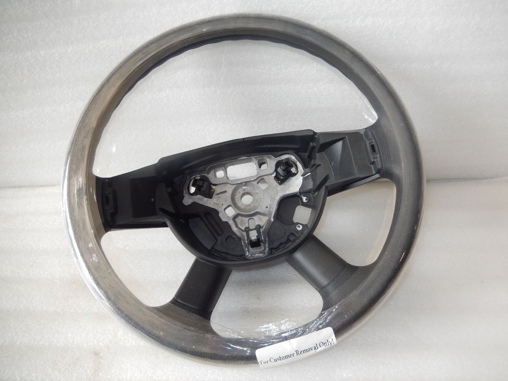 NOS NEW OEM 2008-2009 JEEP GRAND CHEROKEE COMMANDER STEERING WHEEL 1KQ351DVAA