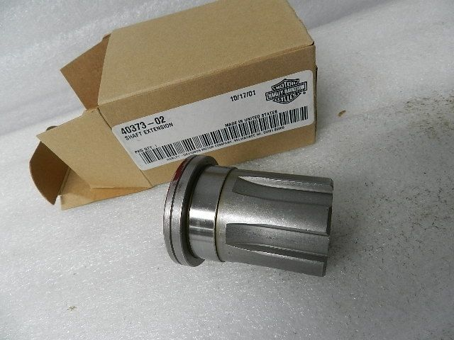 NOS NEW OEM HARLEY SHAFT EXTENSION 40373-02