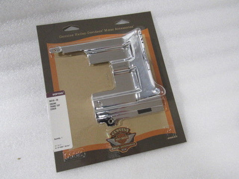 NEW OEM NOS HARLEY SOFTAIL ENGINE TRANS TOP COVER 66510-00
