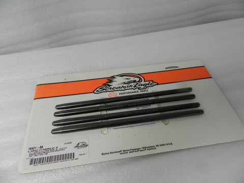NOS NEW 91 AND NEWER HARLEY SPORTSTER SCREAMIN EAGLE PERFECT PUSHROD KIT