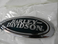 NEW ORIGINAL HARLEY FLSTS HERITAGE SPRINGER RIGHT GAS TANK EMBLEM